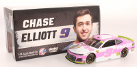 Chase Elliot LE #9 Hooter's Give a Hoot / 2019 Camaro ZL1 1:24 Scale Die Cast Car at PristineAuction.com