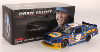 Chase Elliott Signed #9 Napa 2014 Camaro 1:24 Scale Die-Cast Car (RCCA COA) at PristineAuction.com