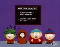 "Matt Stone Signed ""South Park"" 8x10 Photo (Beckett COA) at PristineAuction.com"