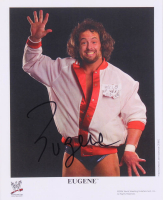 Eugene Signed WWE 8x10 Photo (MAB Hologram) at PristineAuction.com