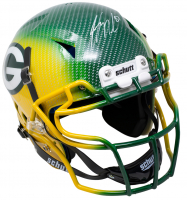 Jordy Nelson Signed Packers Full-Size Authentic On-Field Hydro-Dipped Vengeance Helmet (JSA COA) at PristineAuction.com