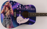 "Carrie Underwood Signed 41"" Acoustic Guitar (JSA COA) at PristineAuction.com"