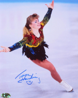 Tonya Harding Signed 8x10 Photo (MAB Hologram) at PristineAuction.com