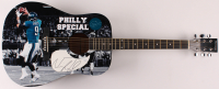 "Nick Foles Signed 41"" Acoustic Guitar (JSA Hologram) at PristineAuction.com"