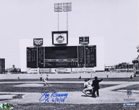 """Jim Bunning Signed Phillies 8x10 Photo Inscribed """"6/21/64"""" (MAB Hologram) at PristineAuction.com"""