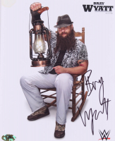 Bray Wyatt Signed WWE 8x10 Photo (MAB Hologram) at PristineAuction.com