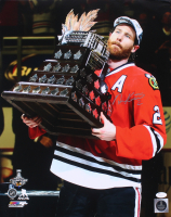 Duncan Keith Signed Blackhawks 16x20 Photo (JSA Hologram) at PristineAuction.com