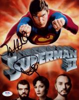 "Richard Donner Signed ""Superman II"" 8x10 Photo (PSA Hologram) at PristineAuction.com"