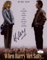 "Harry Connick Jr. Signed ""When Harry Met Sally"" 8x10 Photo (JSA COA) at PristineAuction.com"