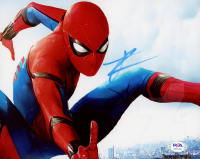 """Tom Holland Signed """"Spider-Man: Far From Home"""" 8x10 Photo (PSA COA) at PristineAuction.com"""