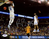 RJ Barrett Signed Duke Blue Devils 8x10 Photo (PSA COA) at PristineAuction.com