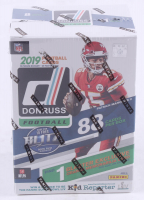 2019 Panini Donruss Football Blaster Box of (11) Packs at PristineAuction.com