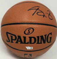 Kevin Garnett Signed NBA Game Ball Series Basketball (Fanatics Hologram) at PristineAuction.com