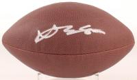 Antonio Brown Signed NFL Logo Football (JSA COA) at PristineAuction.com