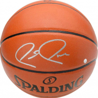 Paul Pierce Signed Spalding Basketball (Fanatics Hologram) at PristineAuction.com