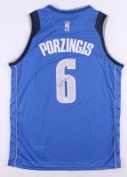 Kristaps Porzingis Signed Mavericks Jersey (JSA COA) at PristineAuction.com