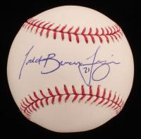 Todd Frazier Signed OML Baseball (JSA COA) at PristineAuction.com