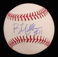"Bill Mueller Signed OML Baseball Inscribed ""04 WS Champs"" (JSA COA) at PristineAuction.com"