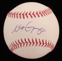 Matt Garza Signed OML Baseball (JSA COA) at PristineAuction.com