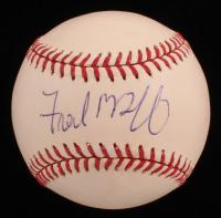 Fred McGriff Signed OML Baseball (JSA COA) at PristineAuction.com
