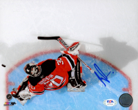 Martin Brodeur Signed Devils 8x10 Photo (PSA Hologram) at PristineAuction.com