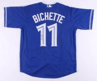 Bo Bichette Signed Blue Jays Jersey (JSA Hologram) at PristineAuction.com