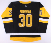 Matt Murray Signed Penguins Jersey (JSA Hologram) at PristineAuction.com