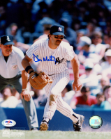 Don Mattingly Signed Yankees 8x10 Photo (PSA COA) at PristineAuction.com