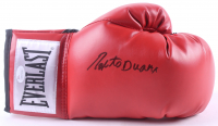 Roberto Duran Signed Everlast Boxing Glove (JSA COA) at PristineAuction.com