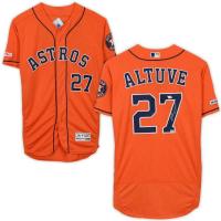 Jose Altuve Signed Astros Jersey (Fanatics Hologram) at PristineAuction.com