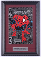 """Vintage 1990 """"The Amazing Spider-Man"""" Issue #1 11x15.5 Custom Framed Marvel First Issue Comic Book at PristineAuction.com"""