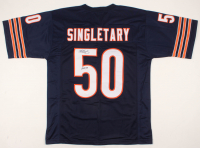 """Mike Singletary Signed Jersey Inscribed """"HOF 98"""" (JSA COA) at PristineAuction.com"""
