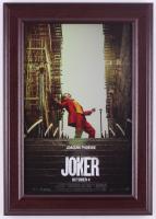 """Joker"" 14.5x20.5 Custom Framed Photo Display at PristineAuction.com"
