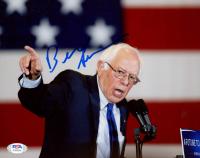 Bernie Sanders Signed 8x10 Photo (PSA Hologram) at PristineAuction.com