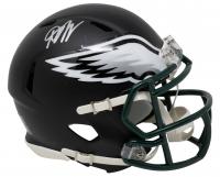DeSean Jackson Signed Eagles Eclipse Alternate Speed Mini Helmet (JSA COA) at PristineAuction.com