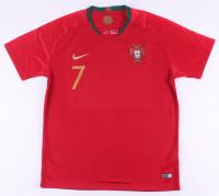 Cristiano Ronaldo Signed Portugal Jersey (Beckett Hologram) at PristineAuction.com