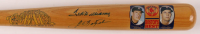 "Ted Williams & Carl Yastrzemski Signed Cooperstown ""Boston's Best"" Commemorative Baseball Bat (Beckett LOA) at PristineAuction.com"