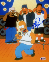 """B-Real Signed """"The Simpsons"""" 8x10 Photo (Beckett COA) at PristineAuction.com"""