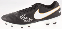 "Ronaldinho Signed Nike Game Model Signature Soccer Cleat Inscribed ""Rio"" (Beckett COA) at PristineAuction.com"