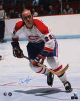 Jacques Lemaire Signed Canadiens 16x20 Photo  (COJO COA) at PristineAuction.com