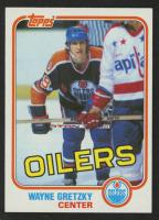 Wayne Gretzky 1981-82 Topps #16 at PristineAuction.com