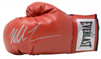Mike Tyson Signed Everlast Boxing Glove (Fiterman Sports Hologram & JSA COA) at PristineAuction.com