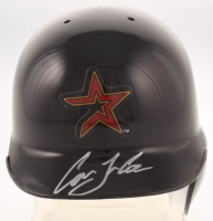 Carlos Correa Signed Astros Mini-Helmet (PSA COA) at PristineAuction.com