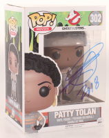 """Leslie Jones Signed """"Ghostbusters: Answer The Call"""" #302 Patty Tolan Funko Pop Figure Inscribed """"2018"""" (JSA COA) at PristineAuction.com"""