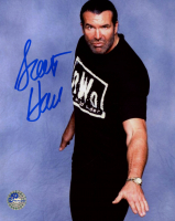Scott Hall Signed WWE 8x10 Photo (Pro Player Hologram) at PristineAuction.com
