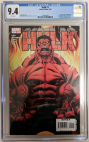 "2008 ""Hulk"" Issue #1 Marvel Comic Book (CGC 9.4) at PristineAuction.com"