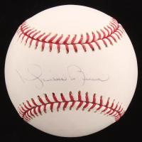 Mariano Rivera Signed OML Baseball (Steiner COA) at PristineAuction.com