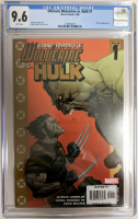 """2006 """"Ultimate Wolverine vs. Hulk"""" Issue #1 Marvel Comic Book (CGC 9.6) at PristineAuction.com"""