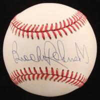 Brooks Robinson Signed OAL Baseball (UDA Hologram) at PristineAuction.com