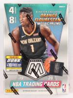 2019-20 Panini Mosaic Basketball Blaster Box at PristineAuction.com